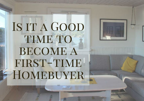 Is it a Good Time to Become a First-Time Home Buyer in GTA, Ontario?