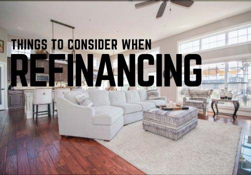 What should you consider when refinancing your mortgage in the Greater Toronto Area?